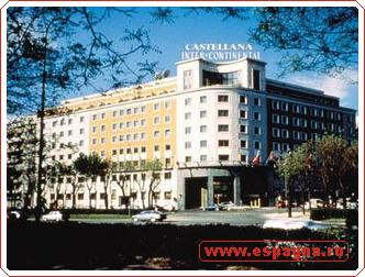 Отель Castellana InterContinental